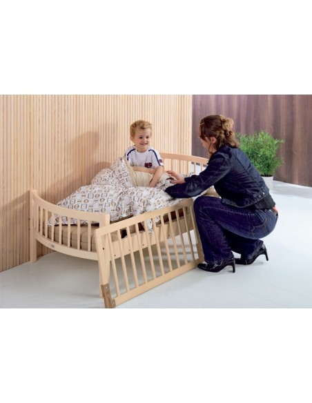 Drewniana Barierka Ochronna łóżka